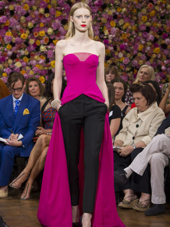 Christian Dior: Runway - Paris Fashion Week Haute Couture F/W 2013