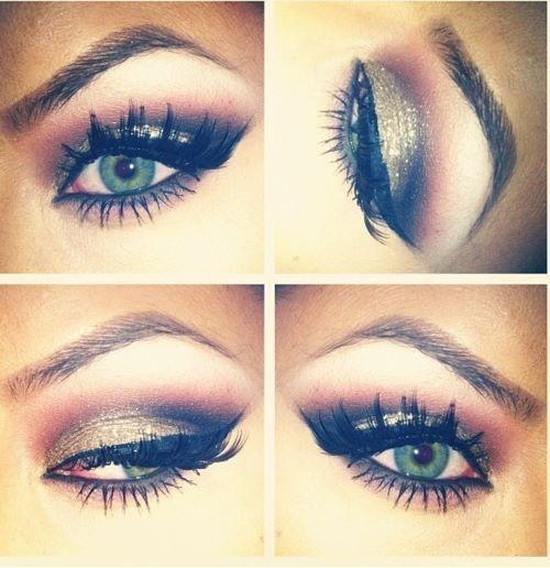 Eye Make Up Ideas (2)