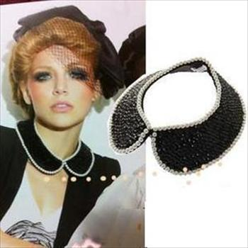 Pearl Collar Necklace (1)