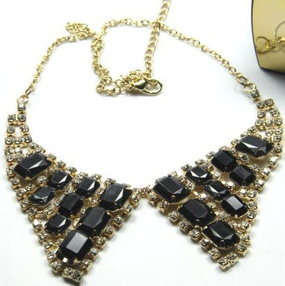 Pearl Collar Necklace (11)