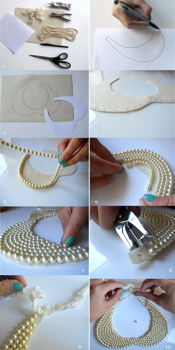 Pearl Collar Necklace (13)