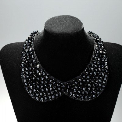 Pearl Collar Necklace (15)