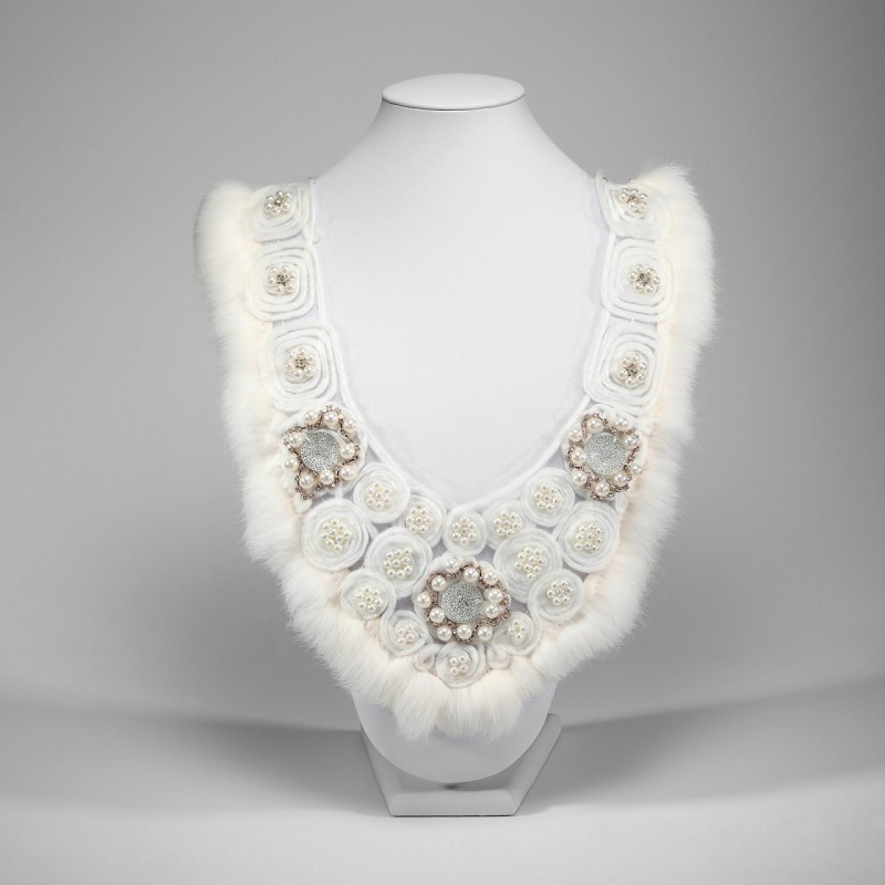 Pearl Collar Necklace (16)