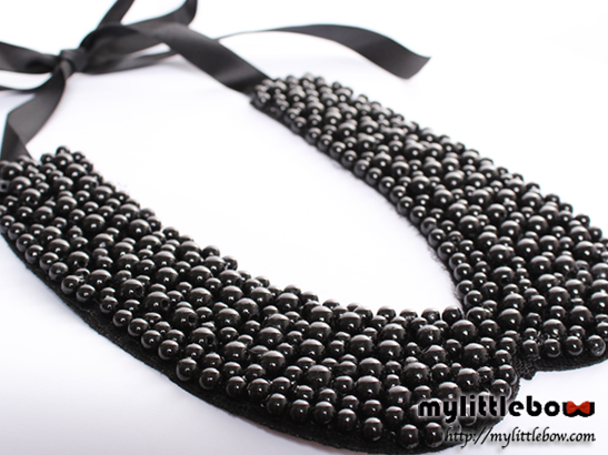 Pearl Collar Necklace (23)