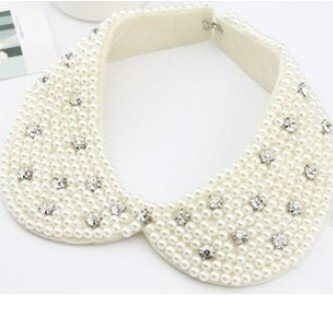 Pearl Collar Necklace (24)