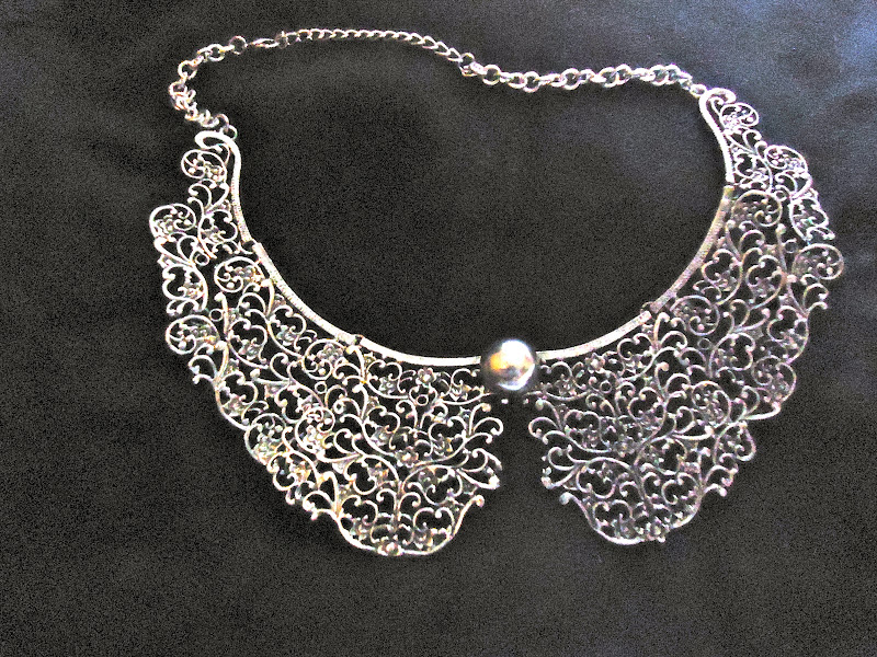 Pearl Collar Necklace (26)