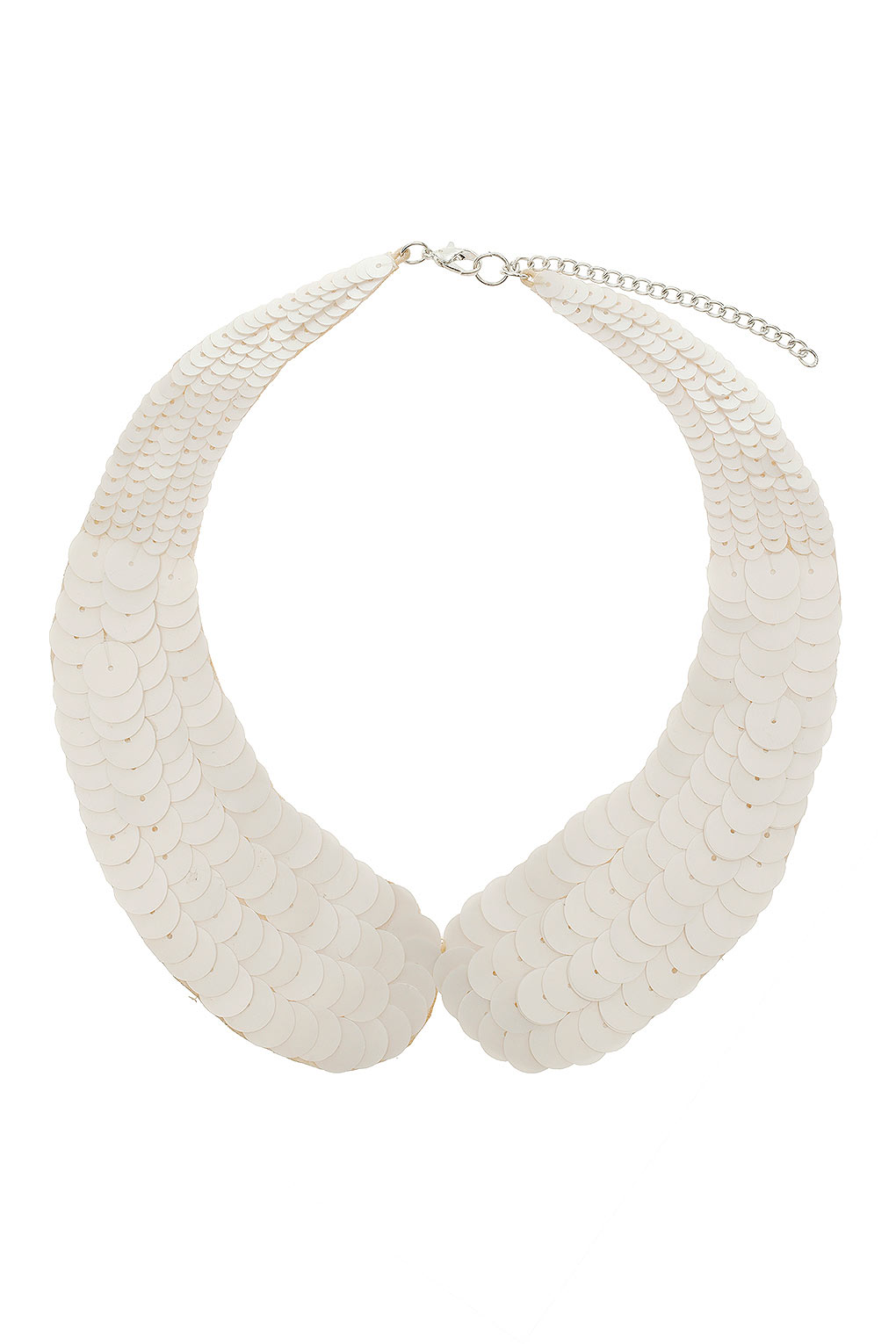 Pearl Collar Necklace (6)