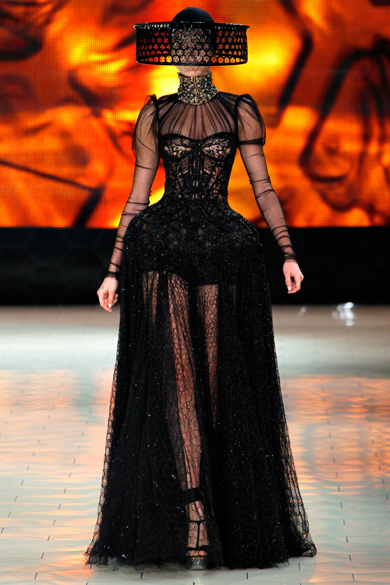 Alexander mcqueen spring 2013 for High couture designers