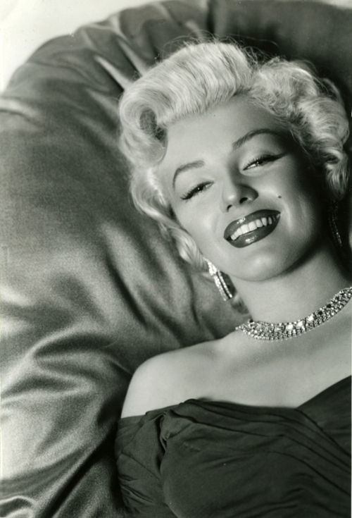 She is the most beautiful woman in the world ever Marilyn Monroe