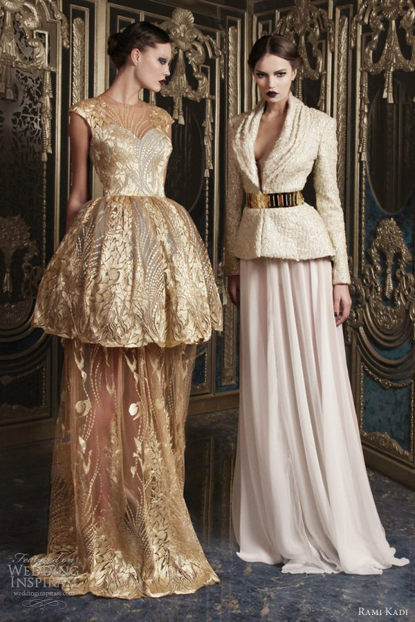 Rami kadi houte couture spring 2013 for Haute couture houses
