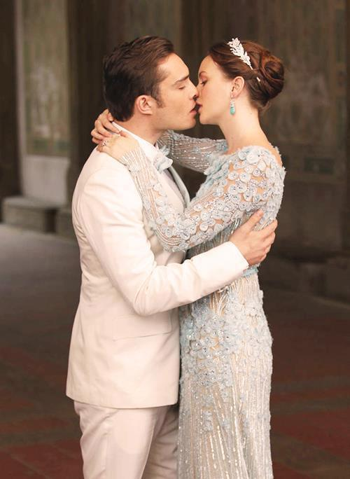 Blair & Chuck Getting Married – Gossip Girl's Newest Photos
