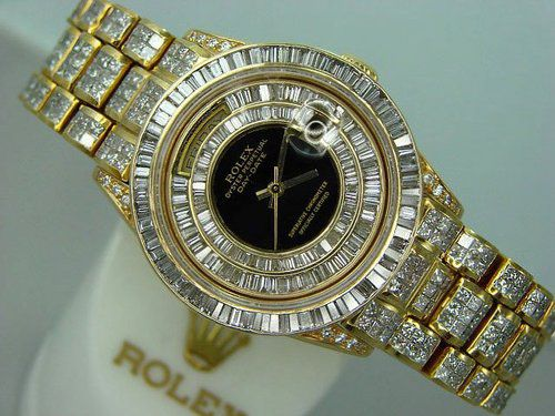 Golden Watches