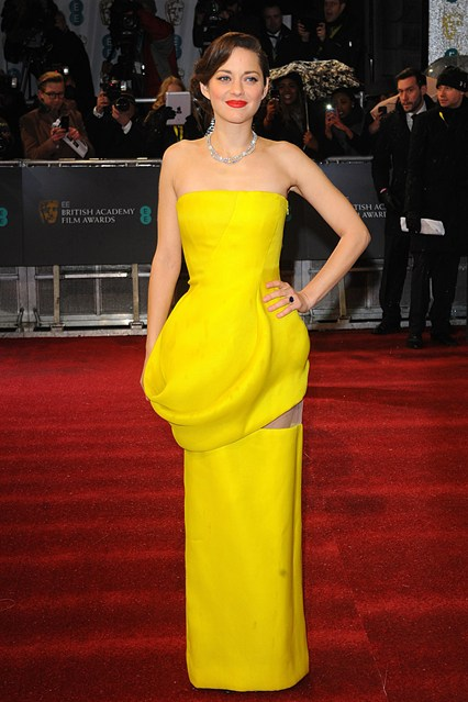 Bafta Awards 2013 Red Carpet