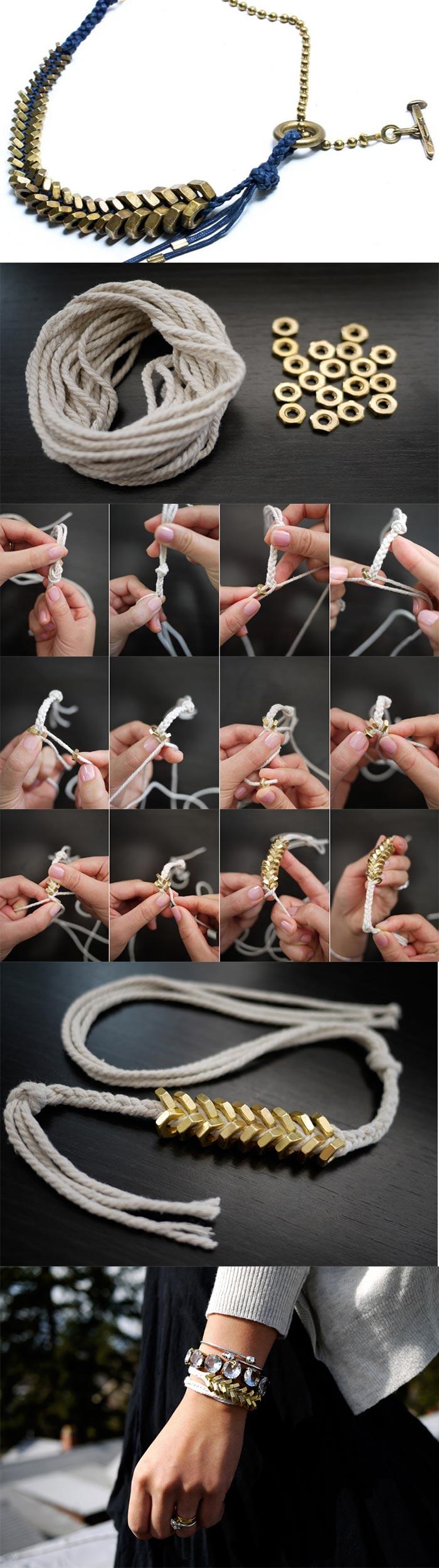 Braided--Bracelet---DIY