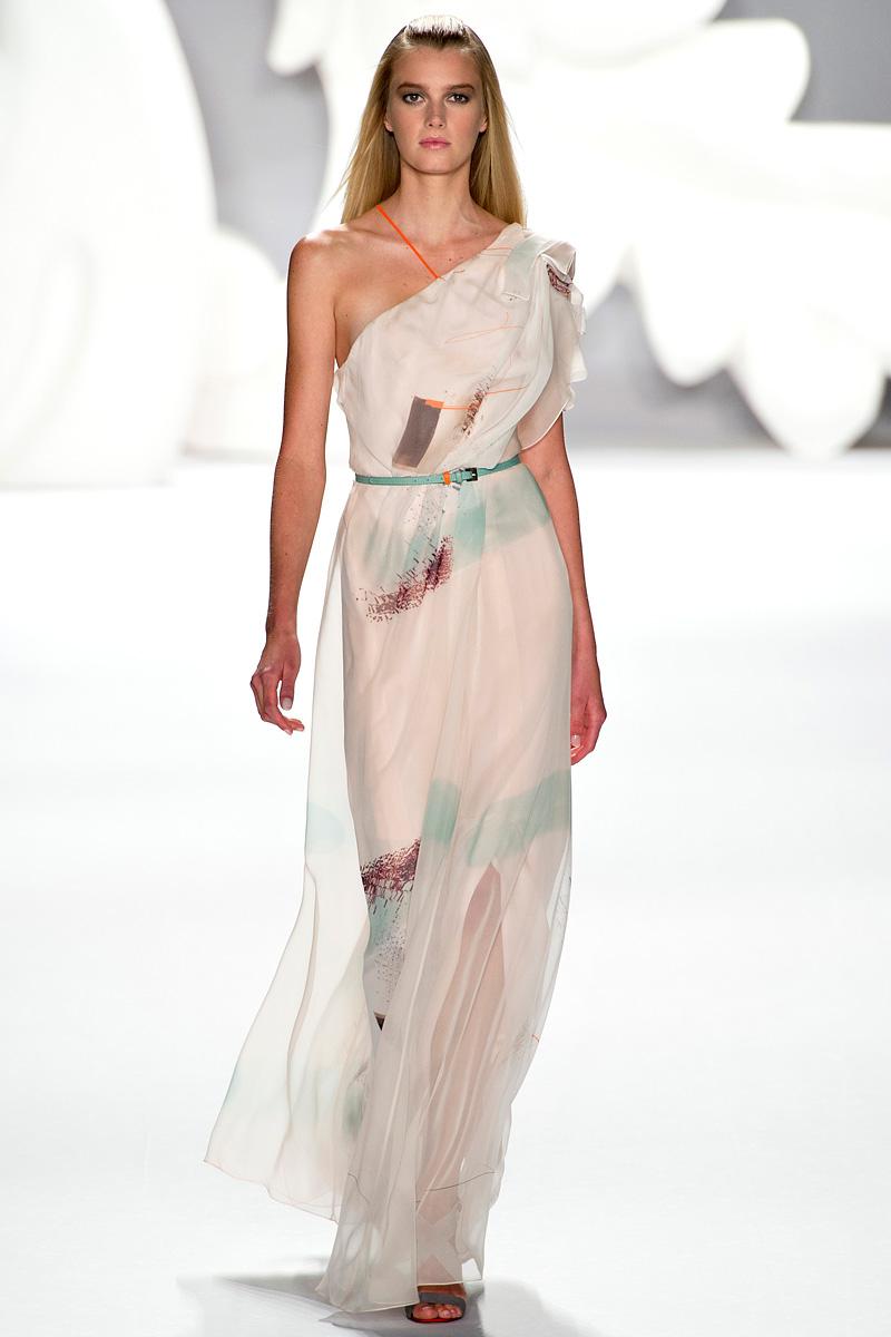 Carolina Herrera Spring 2013 Collection
