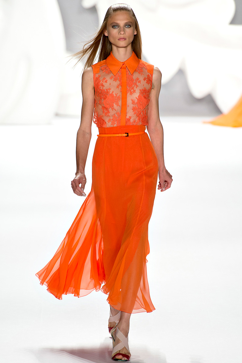 Carolina Herrera Spring 2013 Collection