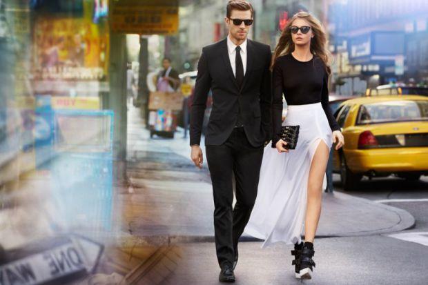 Street Fashion With DKNY