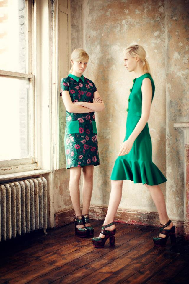 Erdem Pre-Fall '13 Collection