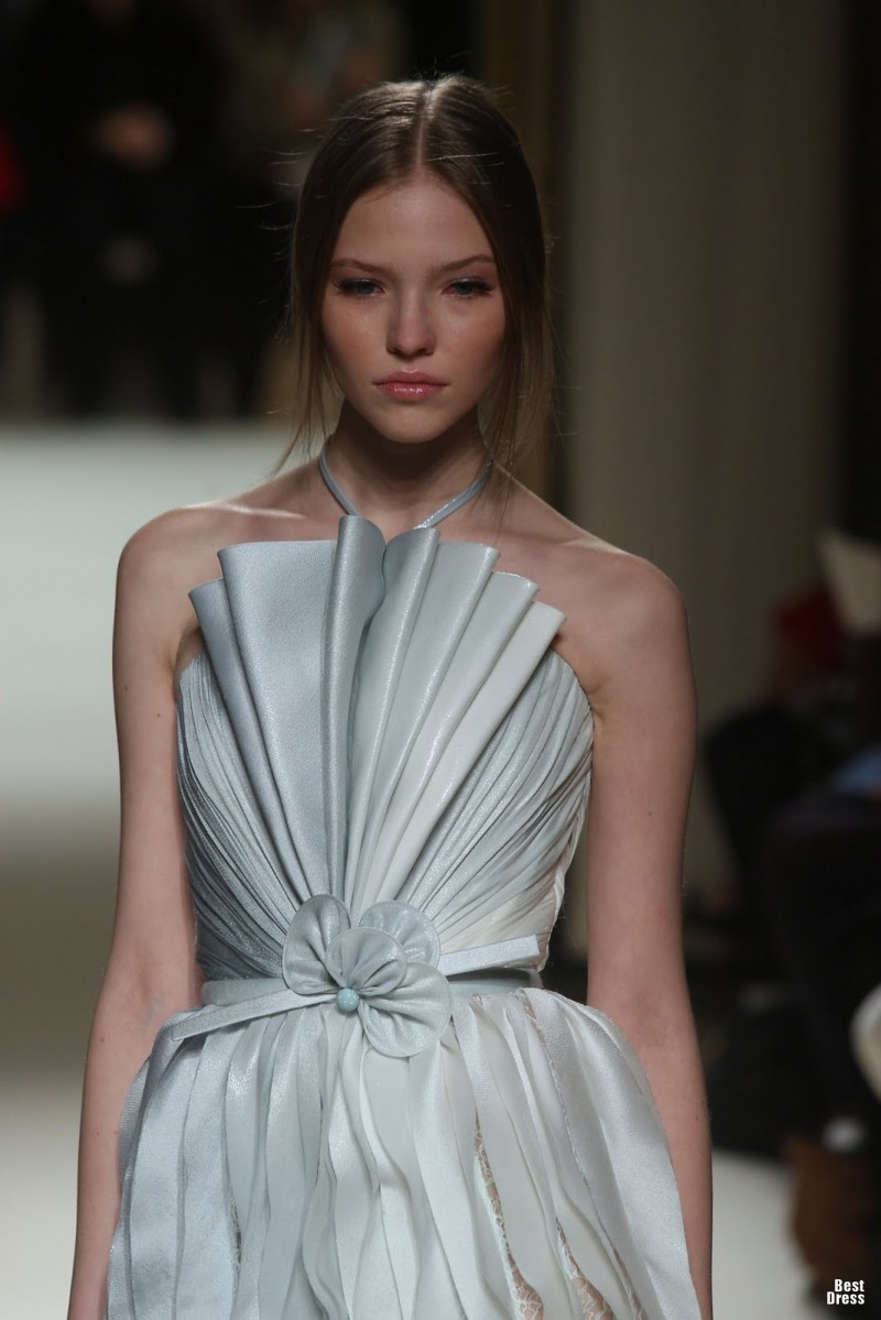 Georges Hobeika HOUTE COUTURE SPRING/SUMMER 2012