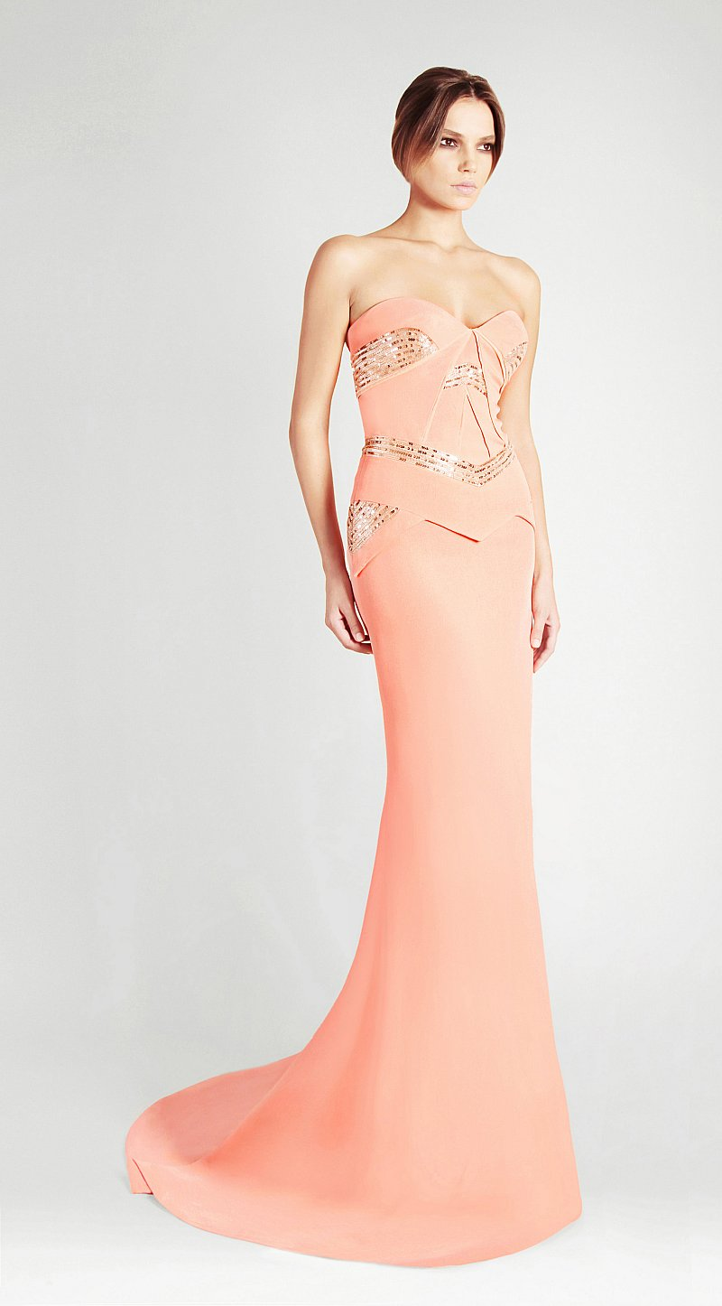 Georges Hobeika Spring Summer 2013 Ready to Wear (17)