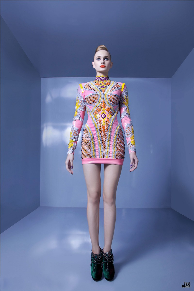 Nicolas Jebran HOUTE COUTURE SPRING/SUMMER 2013