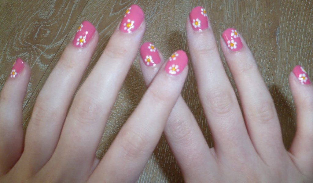 Nails Art: Colorful Print Nail Ideas