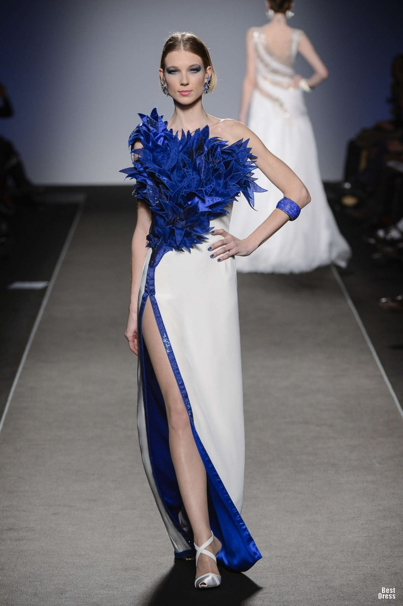 Renato Balestra  HOUTE COUTURE SPRING/SUMMER 2013