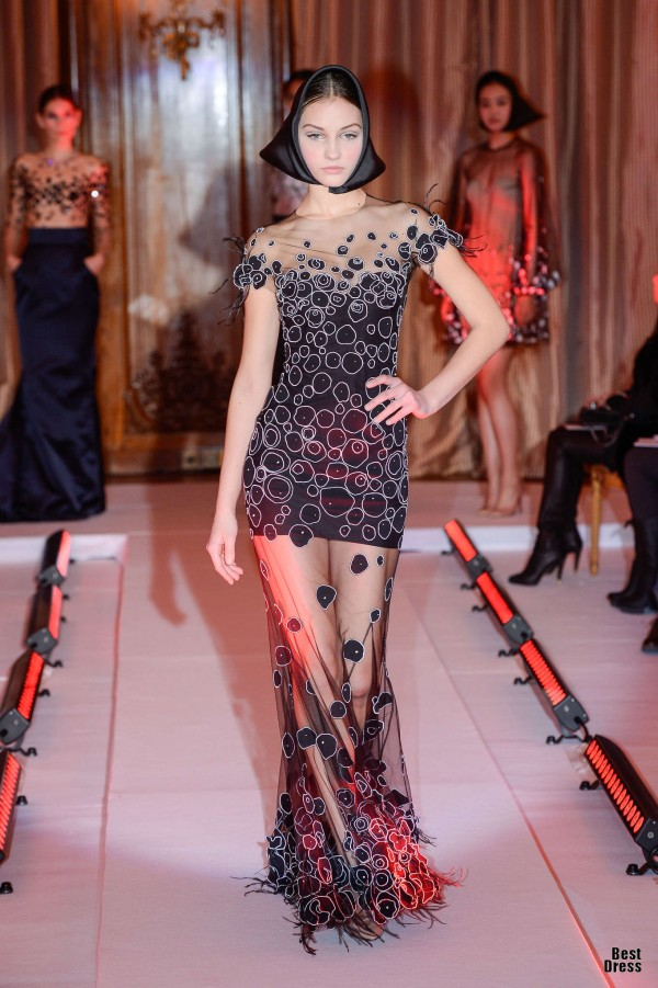 Yulia yanina houte couture spring summer 2013 for List of haute couture designers