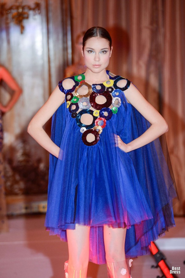 Yulia Yanina HOUTE COUTURE SPRING/SUMMER 2013