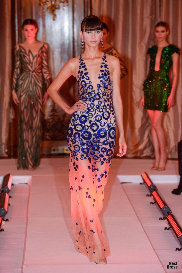 Yulia Yanina Houte Couture Spring Summer 2013