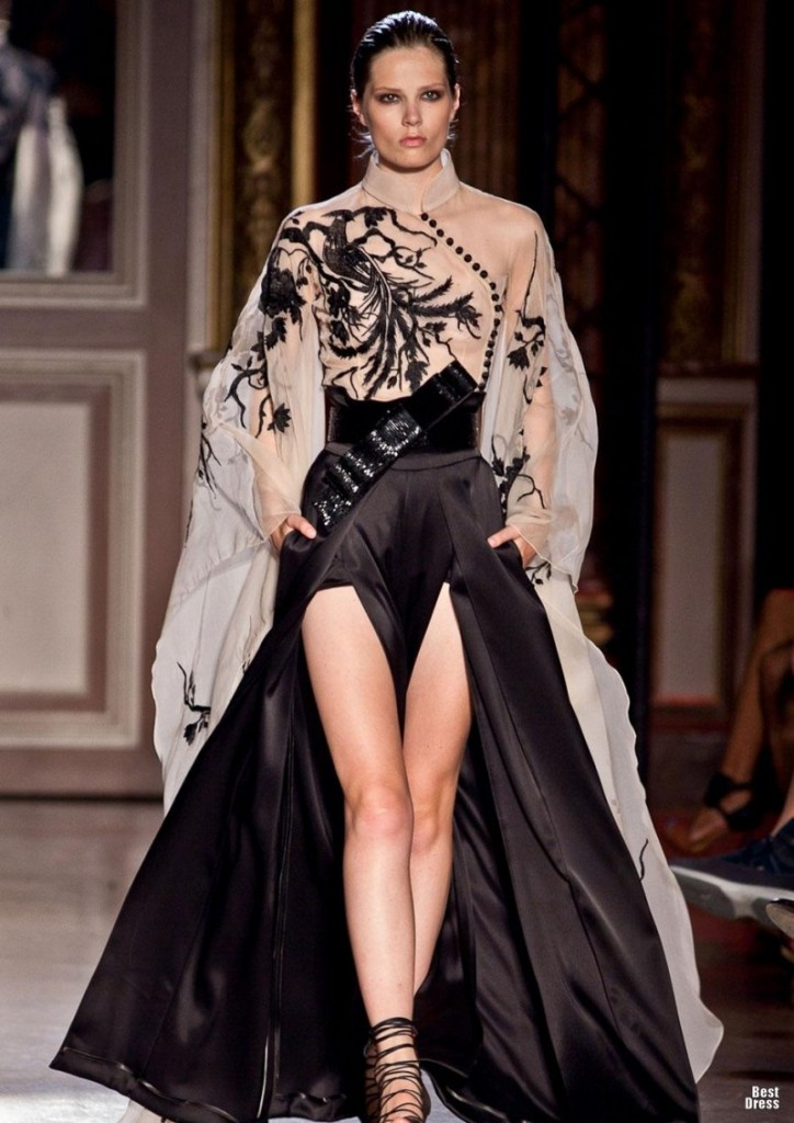 Zuhair murad houte couture 2011 2012 for Hot couture fashion