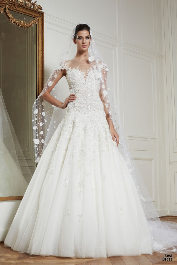 Zuhair murad wedding dresses 2013 for Zuhair murad wedding dress