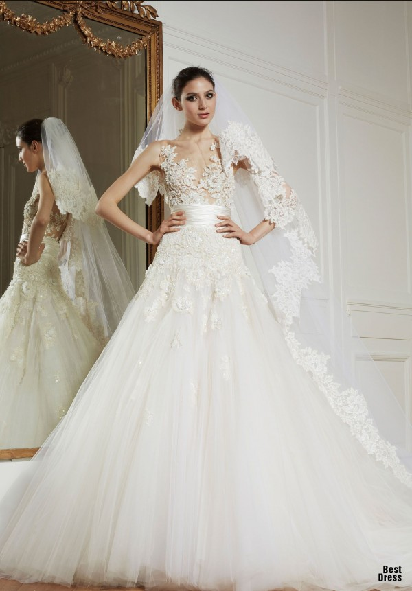 Zuhair Murad Stunning Wedding Dresses 2013