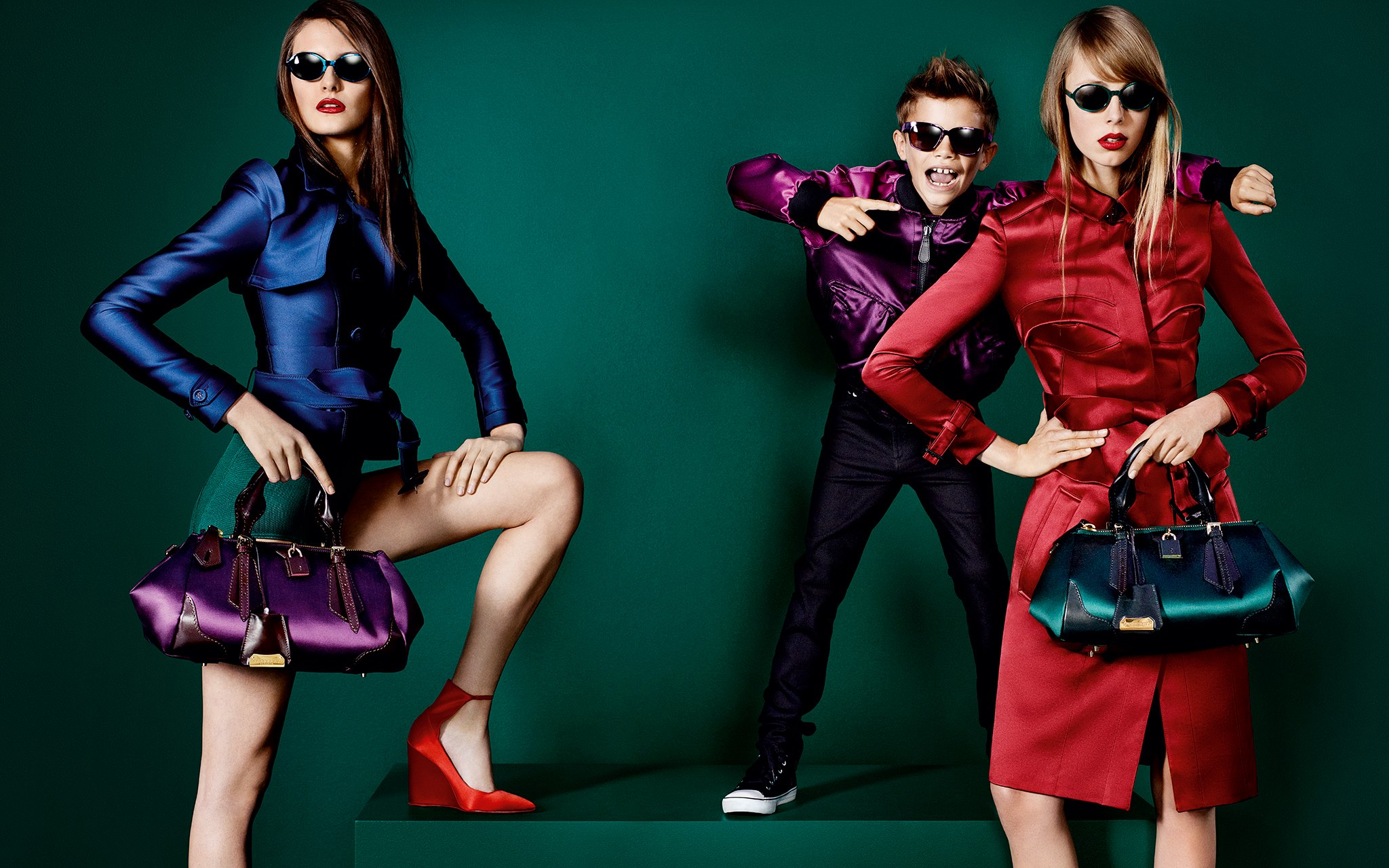 The Burberry Spring/Summer 2013 Campaign
