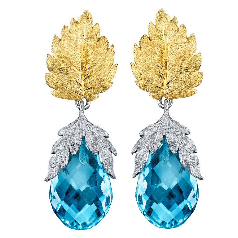 Spectacular Diamond Earrings