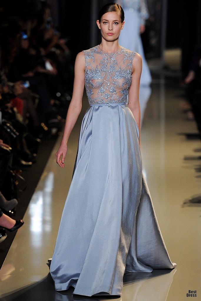 Elie Saab Couture Spring Summer 2013