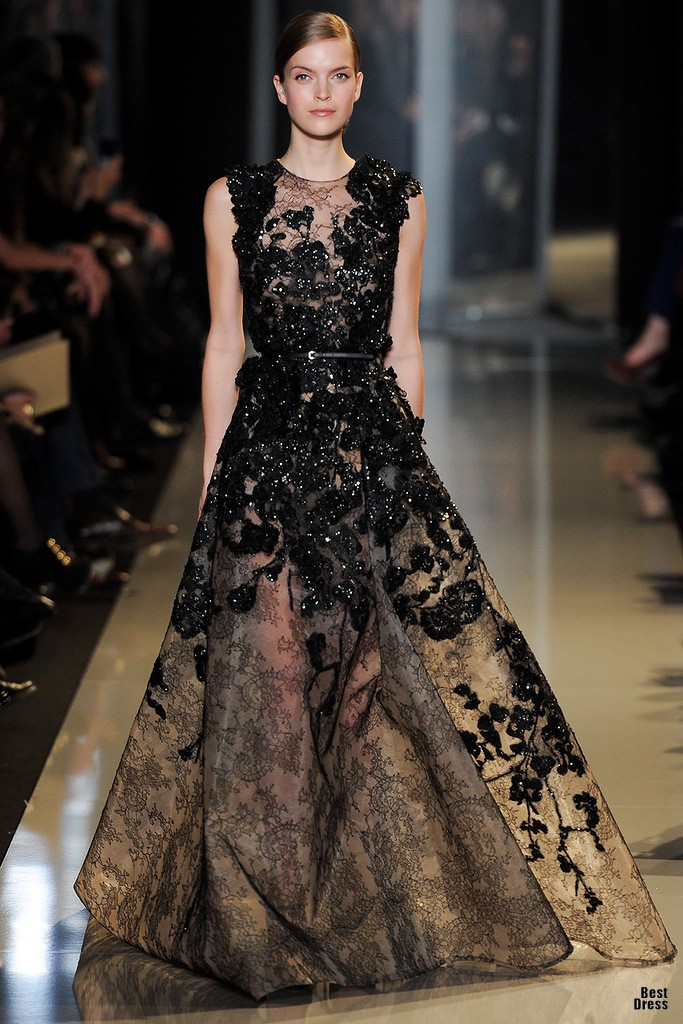 Elie Saab Couture Spring/Summer 2013