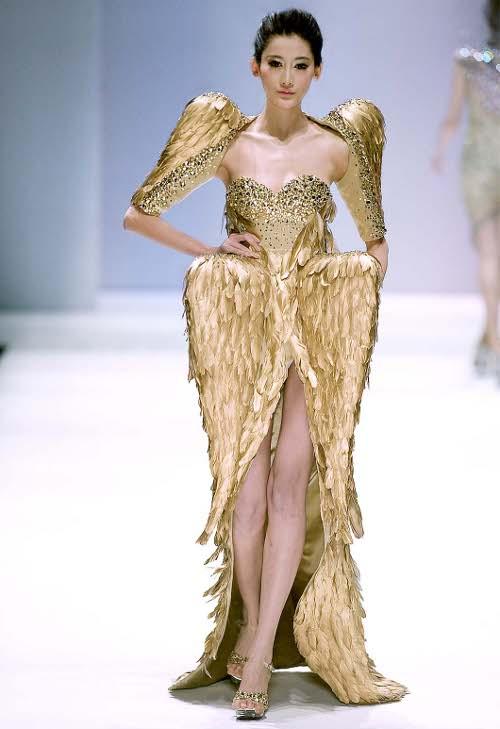 20121230, Zhang Jingjing Haute Couture Fashion Show. Beijing.