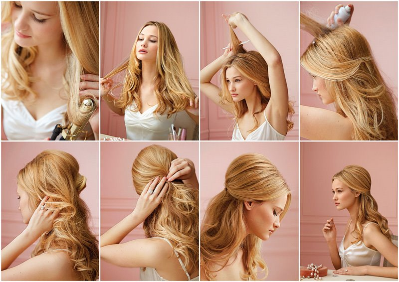 Masquerade Hairstyles For Long Hair : ... Hairstyle For Your Masquerade Ball Party Hairstyles LONG HAIRSTYLES