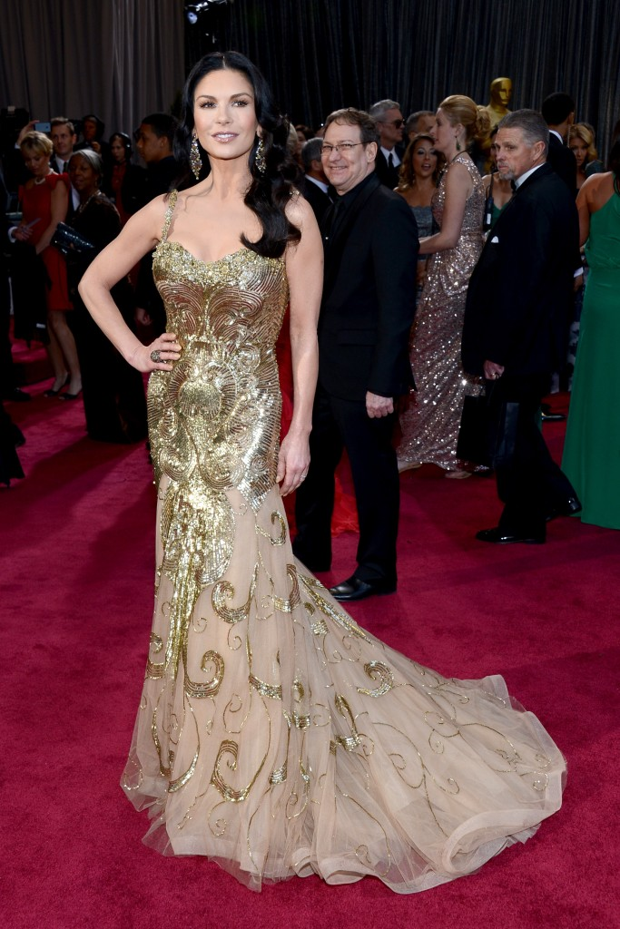 Oscars 2013 Red Carpet