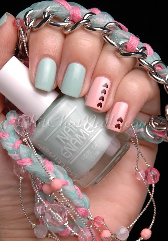Fashion Nail Trend: Pretty Pastels Nails