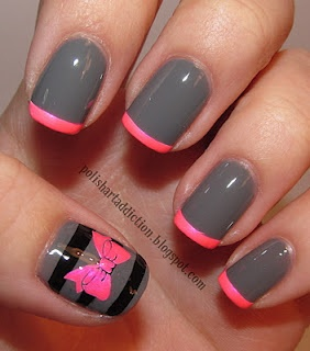 Pretty Pastels Nails