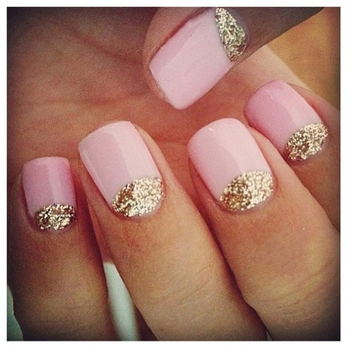 nails with gold (14)