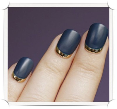 nails with gold (7)