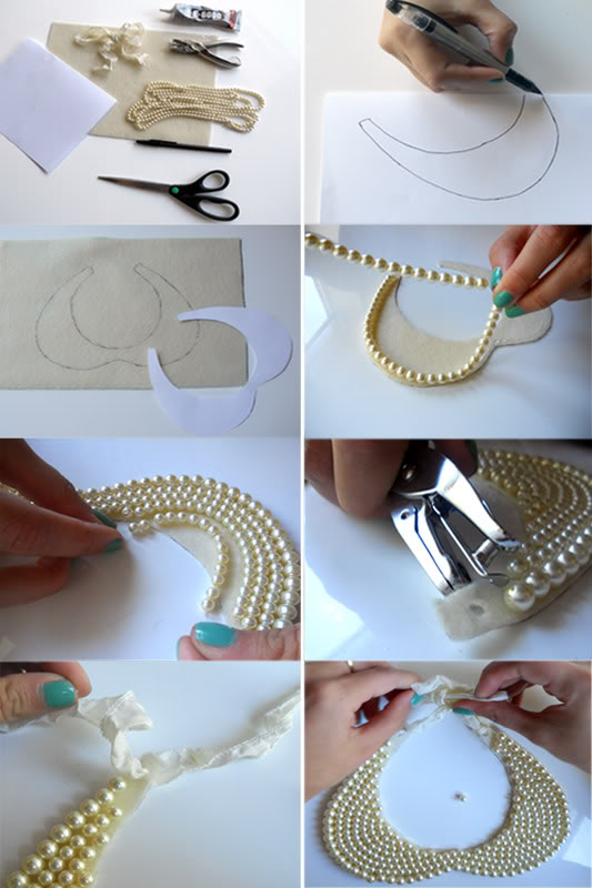Homemade Accessories Creative Inspiring Ideas