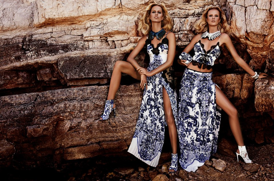 Leeds Print Addicted – Roberto Cavalli Pre-Collection SS 2013