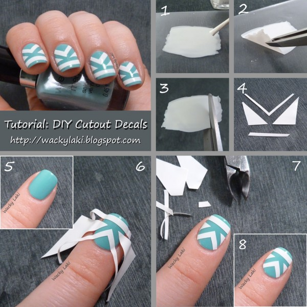 12 Amazing Diy Nail Art Designs