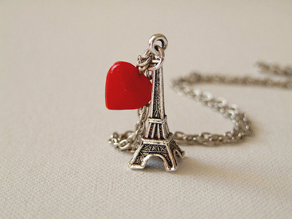 10 Pieces Of Jewelry - I love Paris (10)