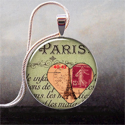 10 Pieces Of Jewelry - I love Paris (12)