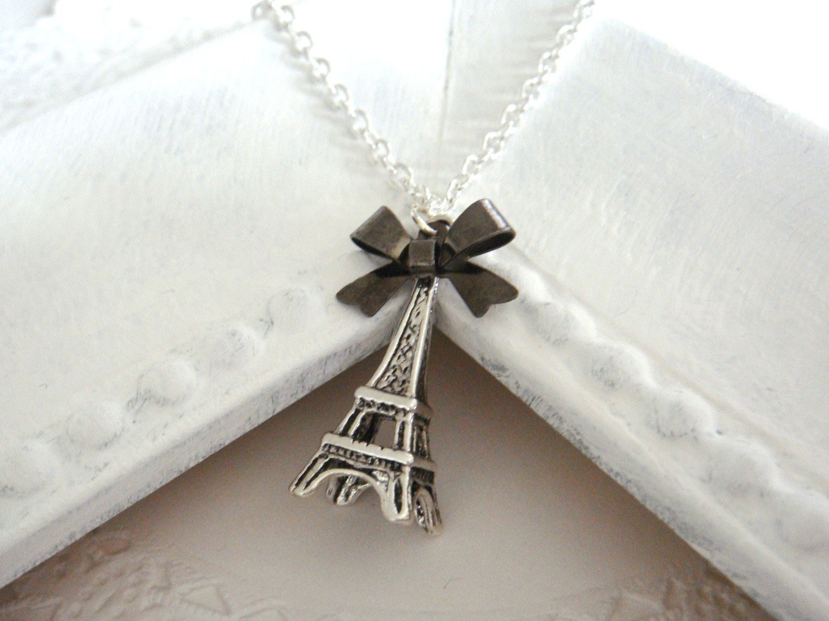 10 Pieces Of Jewelry - I love Paris (13)